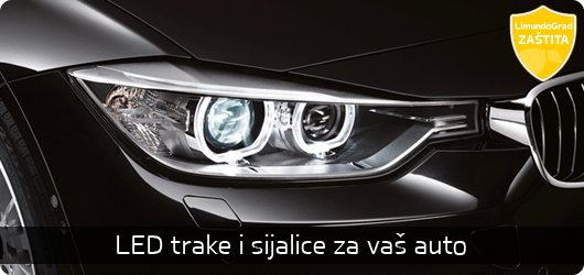 April četiri - LED trake i sijalice za vaš auto